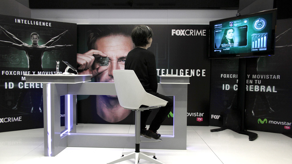 Interactive Retail Experience - TV Show Intelligence - Wildbytes