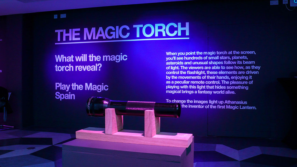 The Magic Torch - Wildbytes