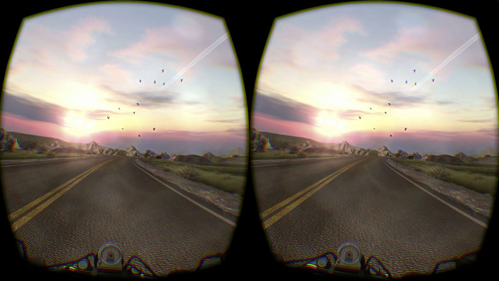 Victory Motorcycles VR Oculus Wildbytes