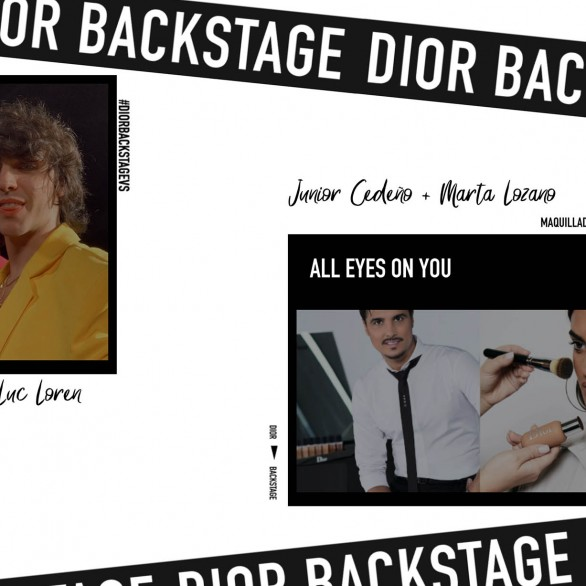 Dior Backstage - main
